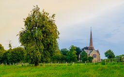 Capela de Passais foto de stock royalty free