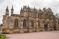 Capela de Rosslyn, Roslin, Escócia Fotografia de Stock Royalty Free