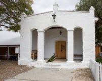 Capela de Rottnest com pavão Fotografia de Stock