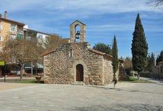 Capela de Sant Ponç-Sant Celoni Fotografia de Stock Royalty Free