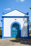 Capela de Santo安东尼奥de帕多瓦正面图在韦柳港 库存图片