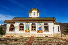Capela de Stkonstantin e de Elena de Bulgária Foto de Stock Royalty Free