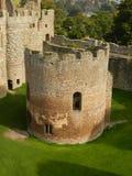 Capela do castelo de Ludlow, Ludlow shropshire inglaterra Fotografia de Stock Royalty Free