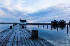 Capela do mar Fotos de Stock Royalty Free