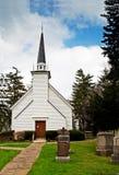 Capela do Mohawk em Brantford, Ontário, Canadá Imagens de Stock Royalty Free