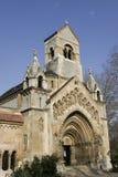 Capela do Romanesque fotografia de stock royalty free