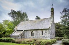 Capela do tapete, Corwen, Denbighshire, Gales Imagem de Stock