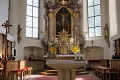 Capela em Alemanha sul fotografia de stock