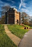 Capela gótico Foto de Stock Royalty Free