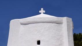 Capela grega foto de stock