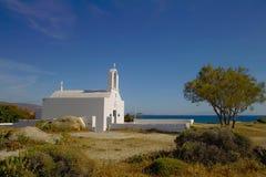 Capela grega Fotos de Stock