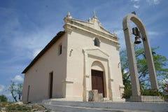 Capela, igreja, chapel, church. Capela em Pedro Velho, RN, Brasil Royalty Free Stock Photos