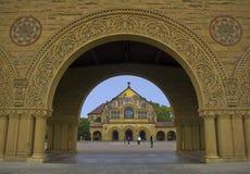 Capela memorável na Universidade de Stanford Fotografia de Stock Royalty Free