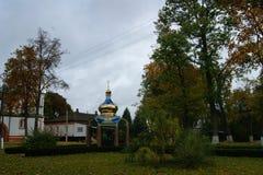 Capela no monastério Fotografia de Stock