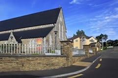 Capela nos subúrbios de Kilkenny imagem de stock