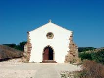 Capela pequena em Portugal Fotos de Stock