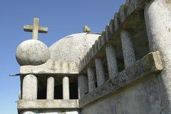Capela Praying Imagem de Stock