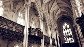 A capela real, Dublin, Irlanda Fotografia de Stock Royalty Free