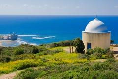 Capela santamente da família, Haifa foto de stock royalty free