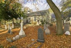 Capela unitária, Rivington, Lancashire Foto de Stock Royalty Free