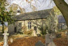Capela unitária, Rivington, Lancashire Fotos de Stock Royalty Free