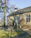 Capela unitária, Rivington, Reino Unido Imagem de Stock Royalty Free