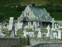 A capela velha Imagens de Stock