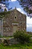 Capela velha, Buskett Malta Imagens de Stock Royalty Free