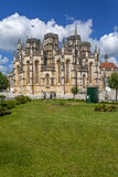 Capelas Imperfeitas of the Batalha Monastery Royalty Free Stock Image