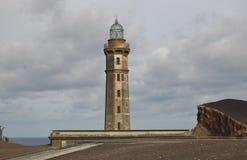 Capelinhos-Vulkan Lizenzfreies Stockbild