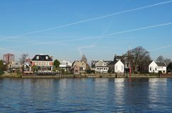 Capelle aan den IJssel, the Netherlands. Capelle aan den IJssel, a town and municipality in the western Netherlands, in the province of South Holland royalty free stock photography