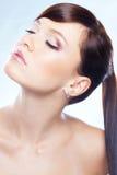 capelli forti Immagine Stock Libera da Diritti