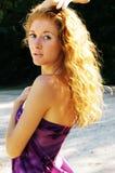capelli il mio sole Immagini Stock Libere da Diritti