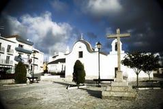 Capelo faz Ferrel, Portugal fotografia de stock royalty free