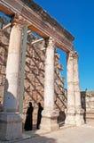 Capernaum,以色列,中东 库存图片