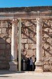 Capernaum,以色列,中东 库存照片