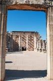Capernaum,以色列,中东 免版税图库摄影