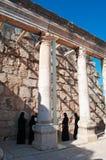 Capernaum,以色列,中东 免版税库存图片