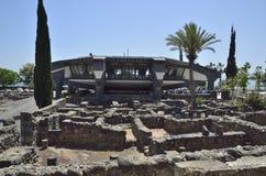 Capernaum 免版税库存照片