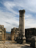Capernaum synagogue Royalty Free Stock Photo