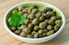 Capers Royalty Free Stock Photos