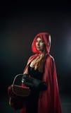 Caperucita Rojo Fotos de archivo