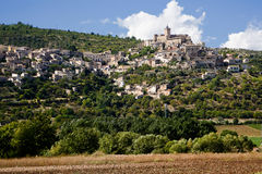 Capestrano Royalty Free Stock Images