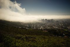 CapeTown Royalty Free Stock Photography