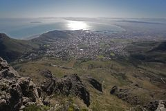 Capetown Photographie stock