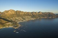 Capetown Campsbay Południowa Afryka zdjęcie royalty free