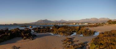 Capetown coastline Stock Image
