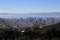 Capetown in South Africa Royalty Free Stock Image