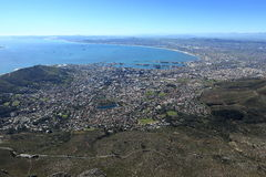 Capetown in South Africa Stock Image