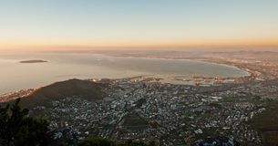Capetown South Africa Stock Image